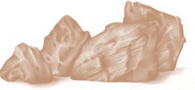 Decorative Stone Element